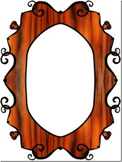 Wooden Frame Border Photoshop