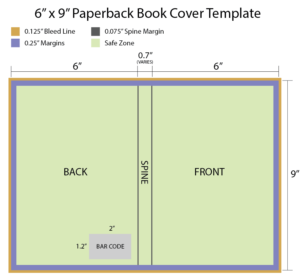 Book Cover Template ~ Paper book cover template images memory