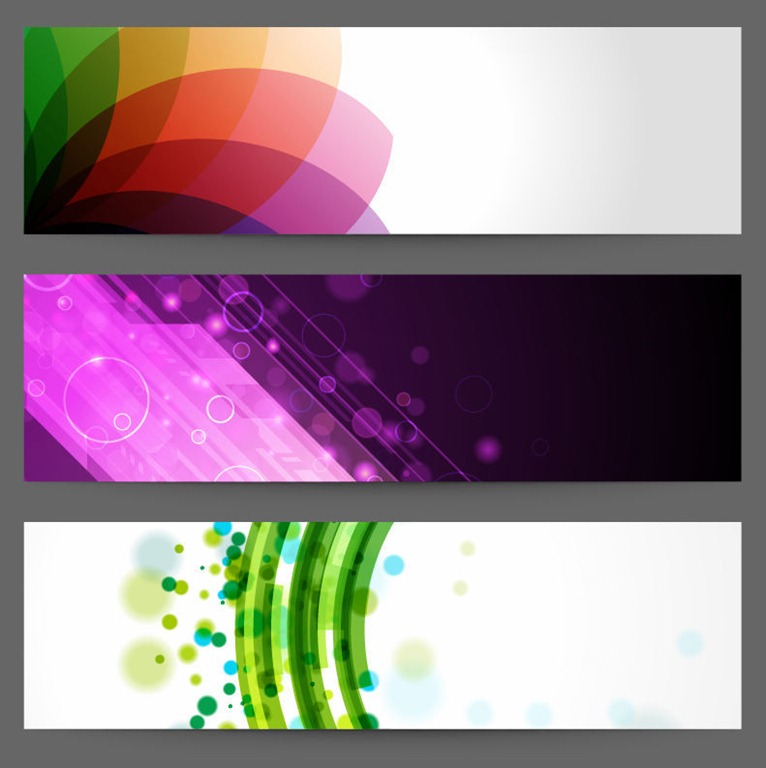 19 Graphic Design Web Banners Images