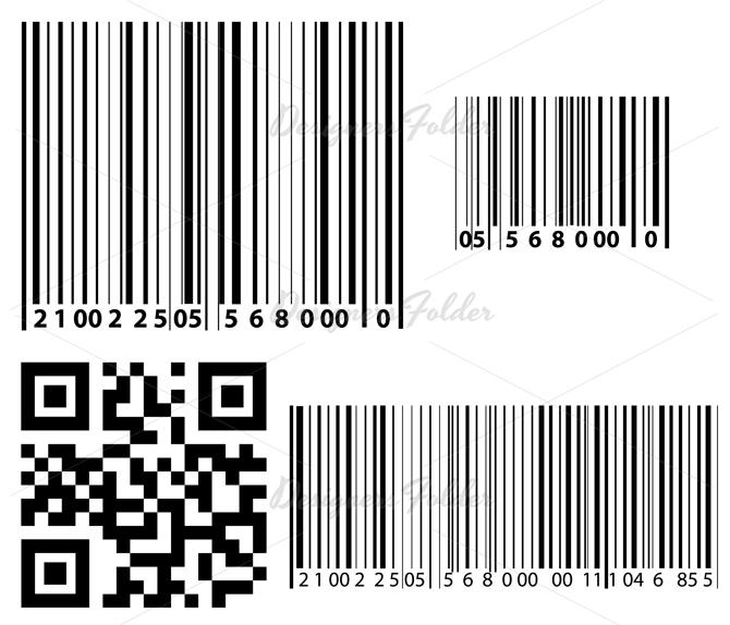 barcode vector - photo #21