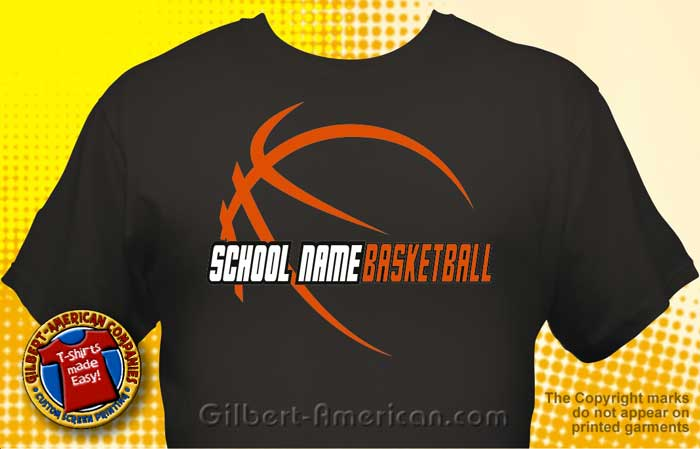 12 Team Basketball Shirt Designs Images