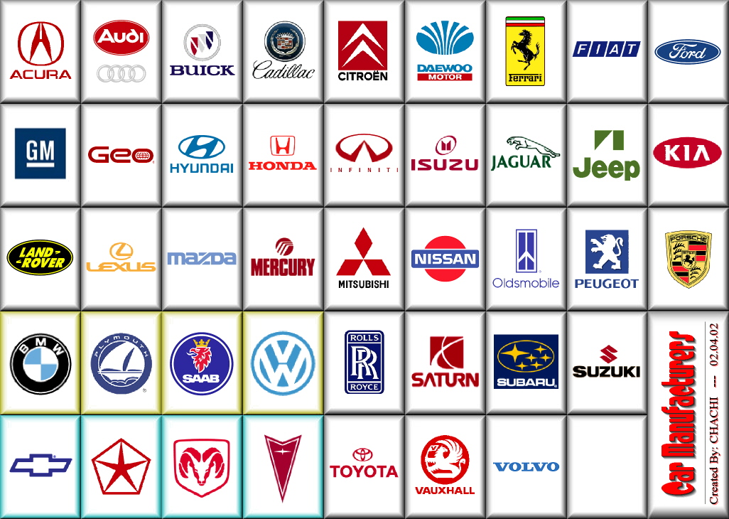 Car Brands Starting With A >> Car Manufacturers That Start With A Future1story Com