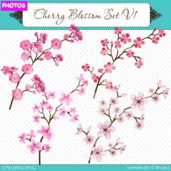 Cherry Blossom Tree Designs