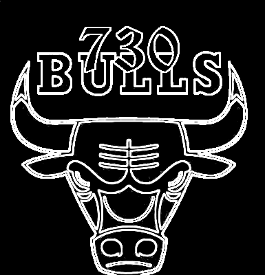 10 Chicago Bulls Logo PSD Images