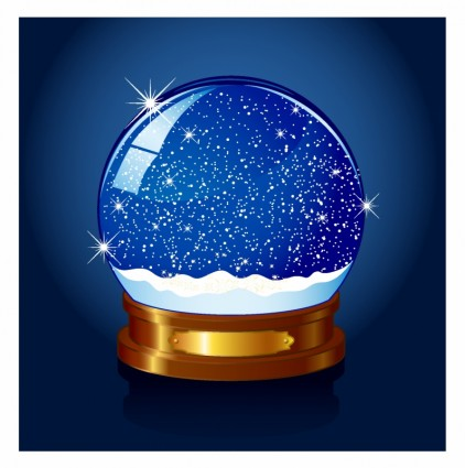 7 Free Psd Snow Globe Images