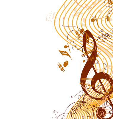Classical Music Vector Art