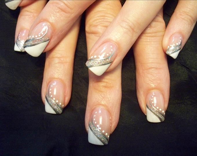 7 Classy Nail Designs Images