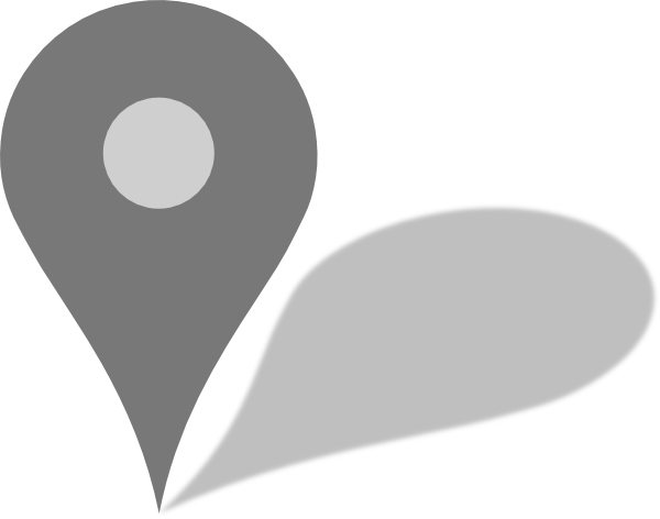 Location Position Icon Free Vector Graphic On Pixabay: 12 Map Icon PNG Gray Images
