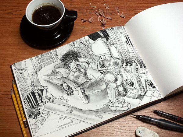 15 Art Book Mockup PSD Images