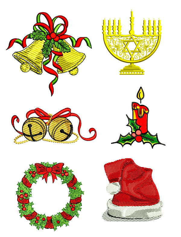 Free christmas designs images machine