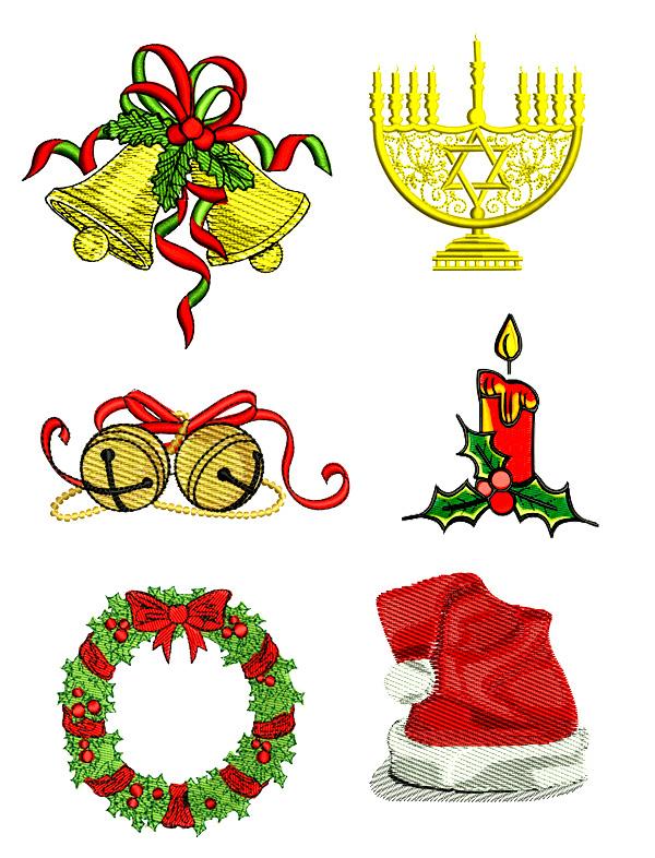Free christmas designs images machine