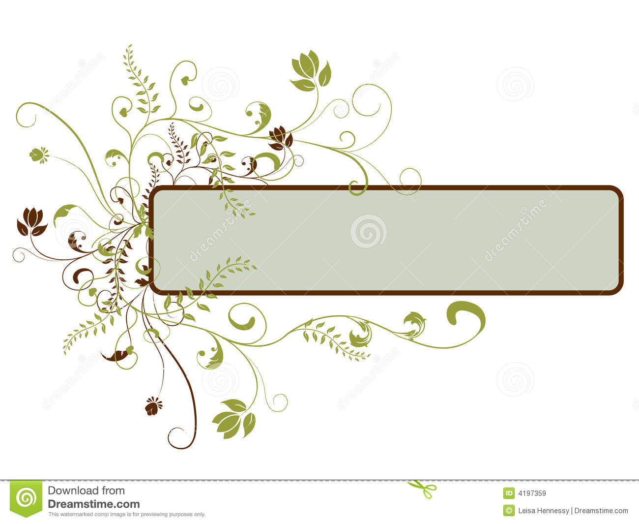 Free Floral Banners