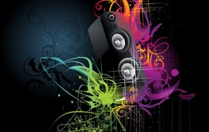 Free Music Vector Graphics