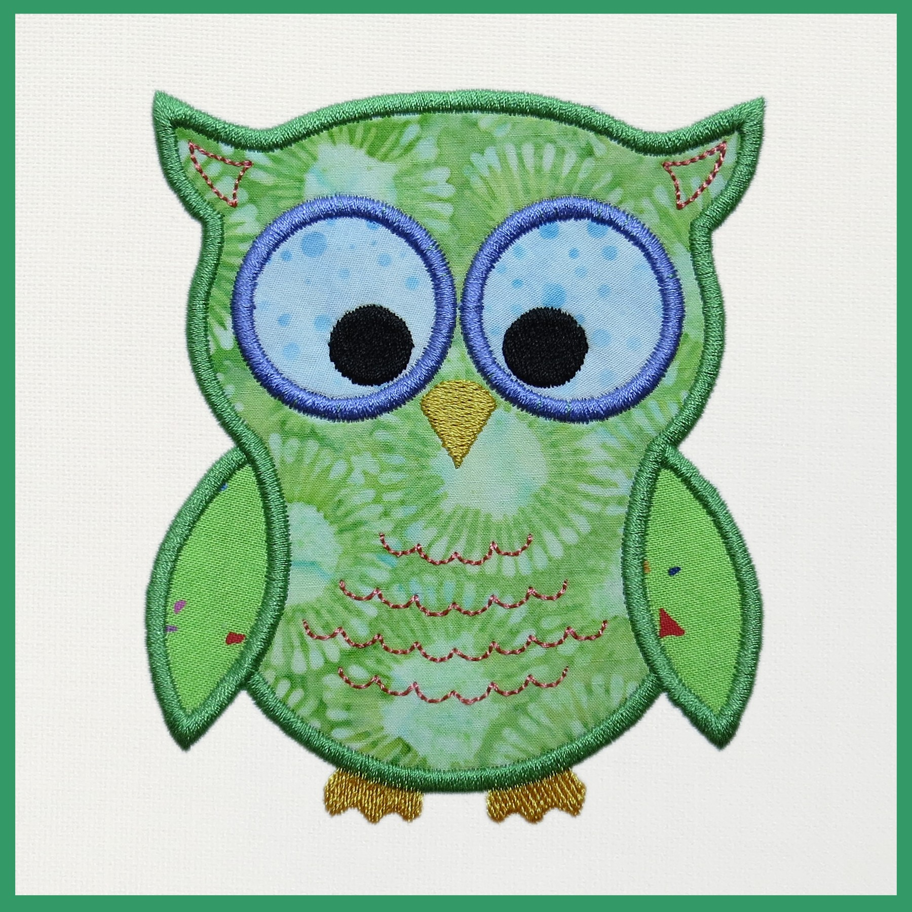 14 Owl Embroidery Designs Free Download Images