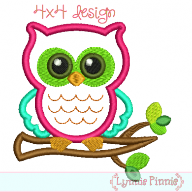 free machine embroidery downloads owls