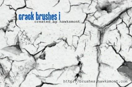 Free Photoshop Crack Brushes