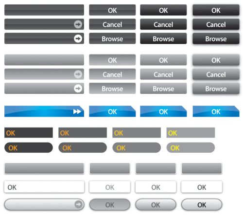 Free Web Icons Buttons
