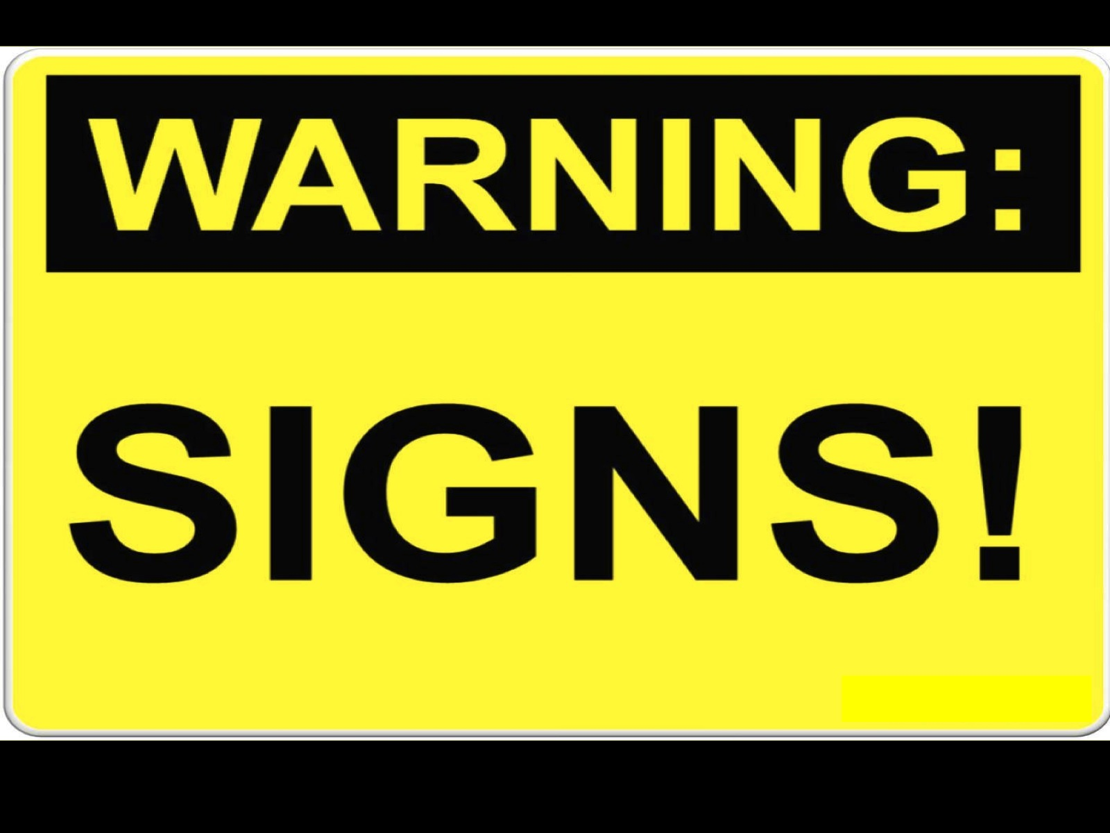 Funny Warning Signs and Symbols