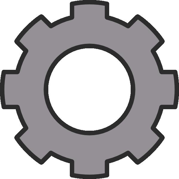 16 Gear Vector Clip Art Images