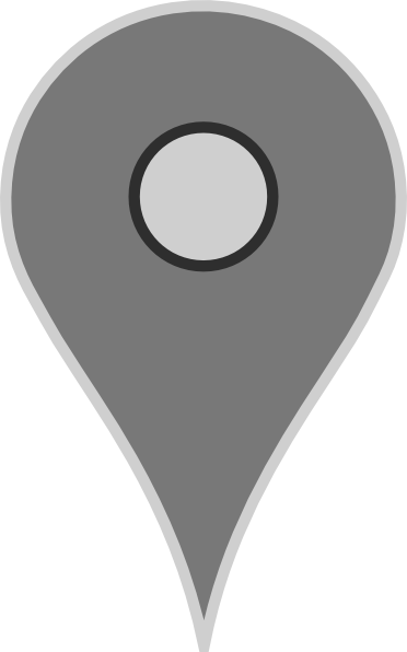 12 Map Icon Png Gray Images Location Pin Icon Vector