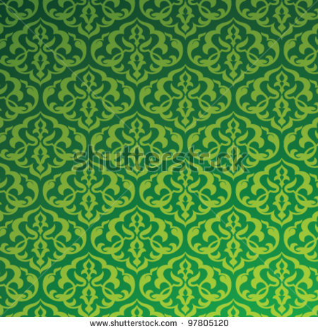Islamic Patterns Vector