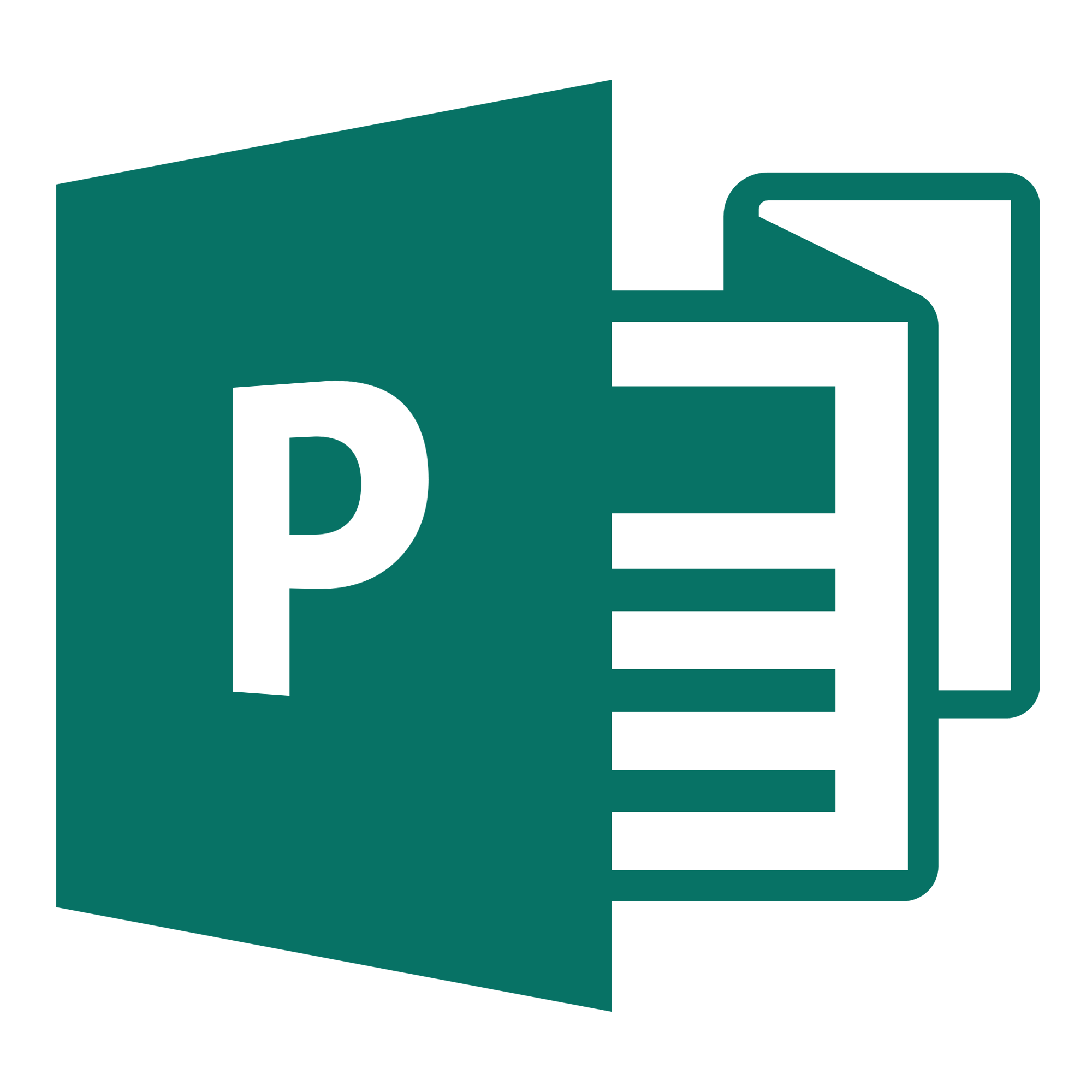 14 Microsoft Office Publisher 2013 Icon Images