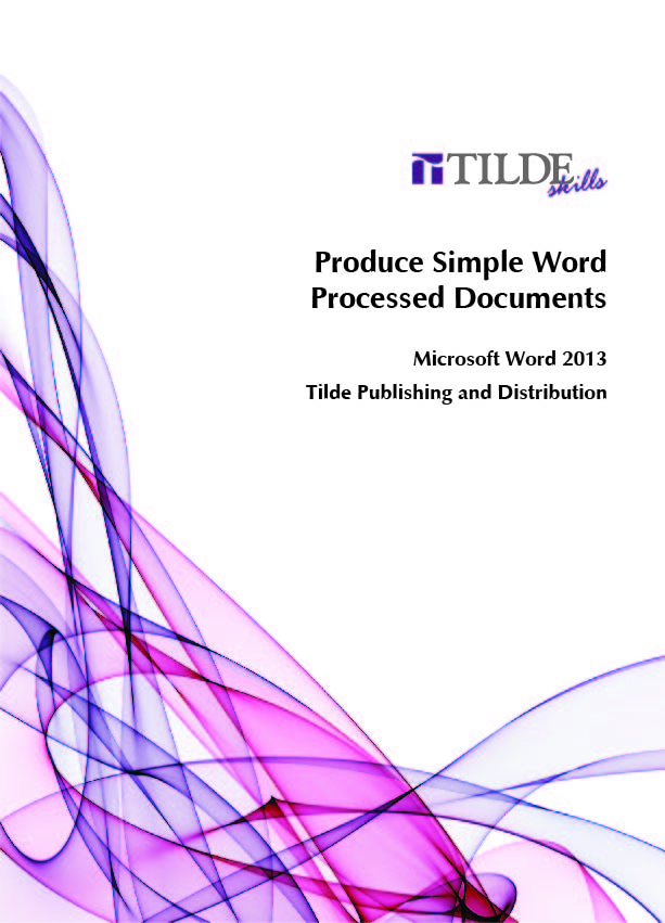 Microsoft Word Cover Page Designs