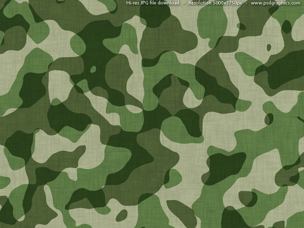 Military Army Camouflage Pattern