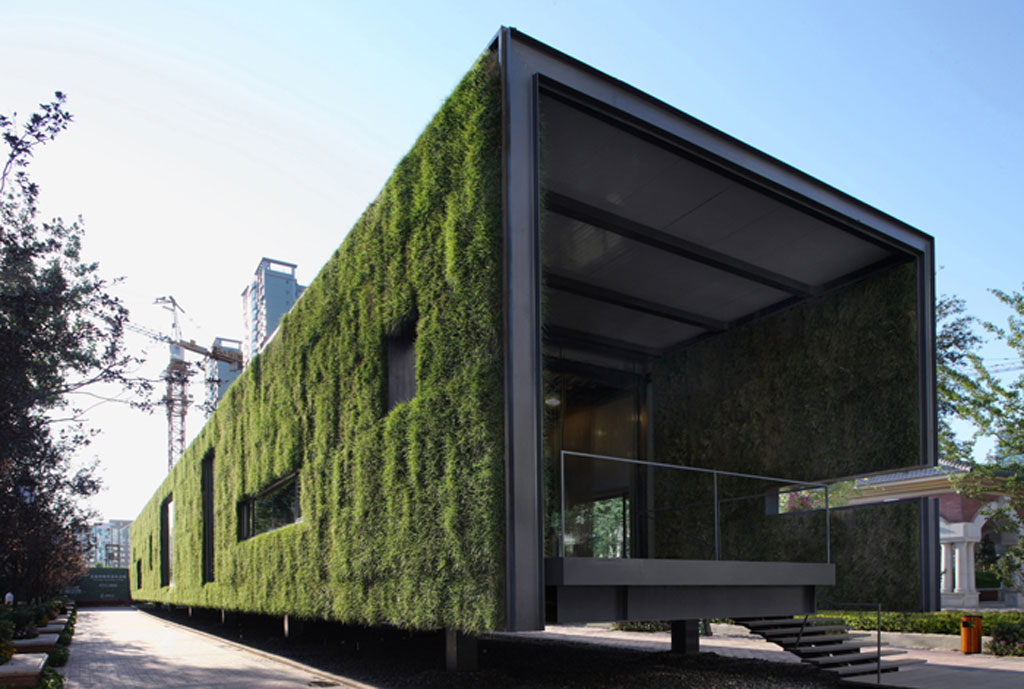 Modern Green Architecture Buildings Designs