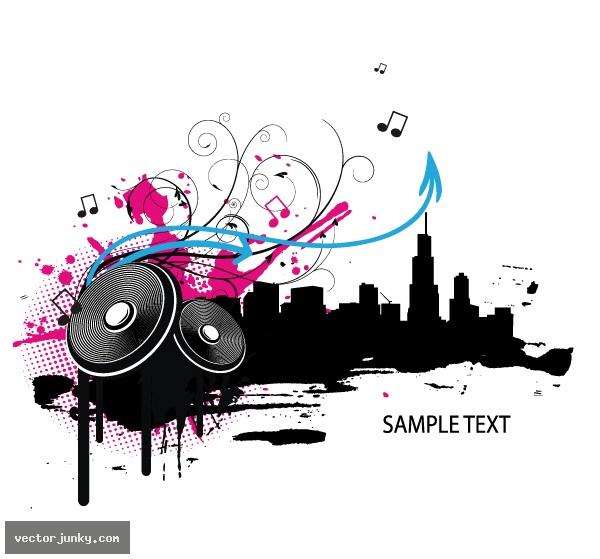 Music Vector Art