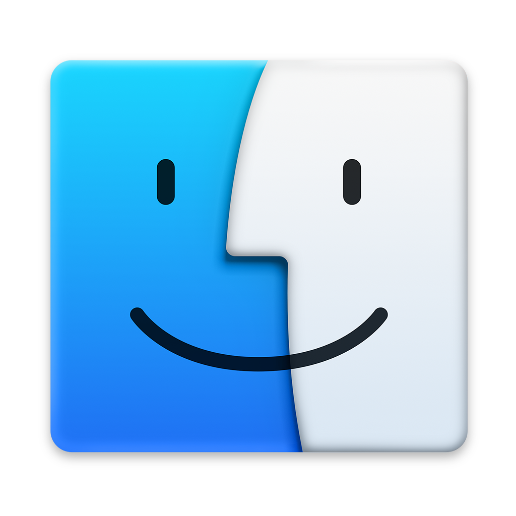8 Mac Finder Icon Images