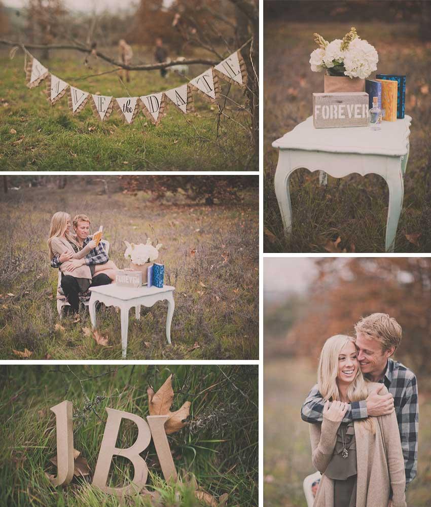 Outdoor Engagement Shoot Ideas