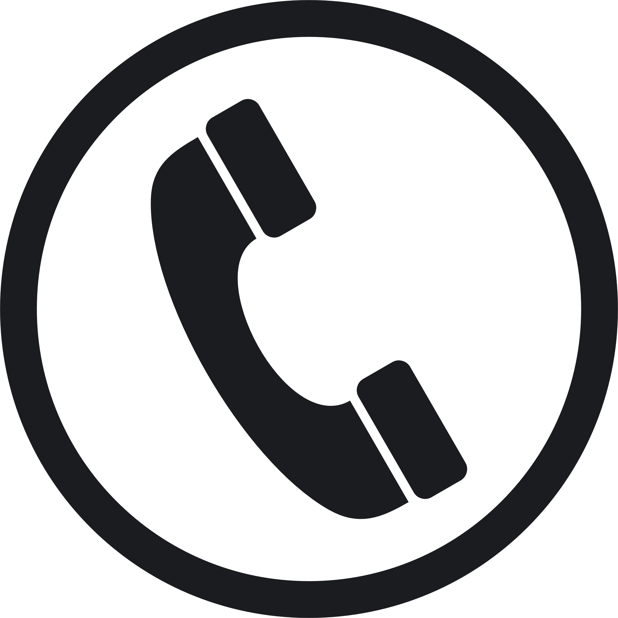 15 White Phone Icon Vector Images