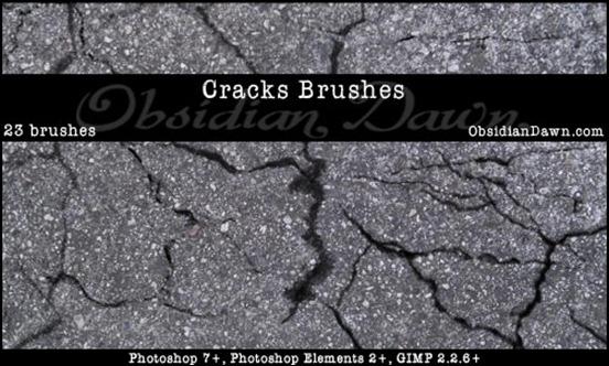 Photoshop Crack Brushes
