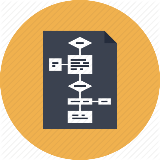 Process Flow Icon
