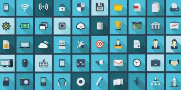 Technology Business Icons Free