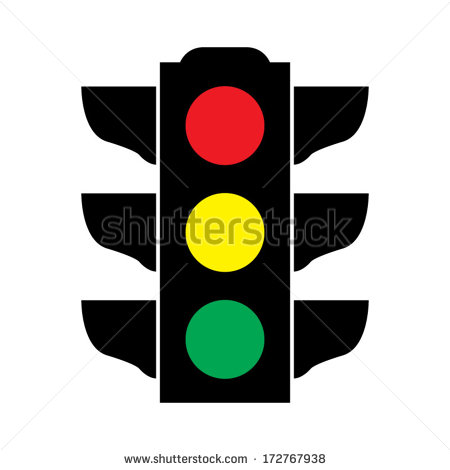 Traffic Signal Vector Light