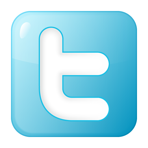 11 Blue Twitter Icon Images