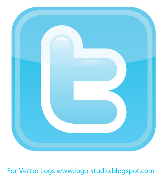18 High Resolution Twitter Logo Vector Images
