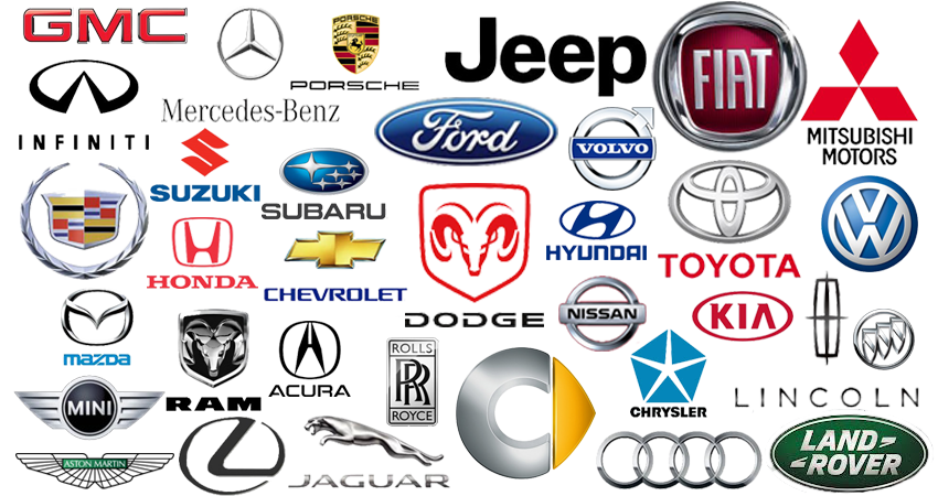 12 Car Manufacturer Icons Images Car Manufacturer Logos