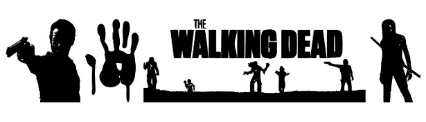 Walking Dead Logo Font