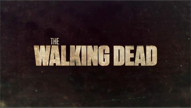 5 Walking Dead Font Images
