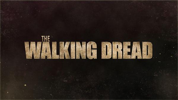 Walking Dead Text Effects Photoshop