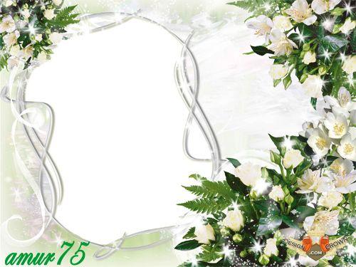 Wedding Frame Photoshop PSD Templates