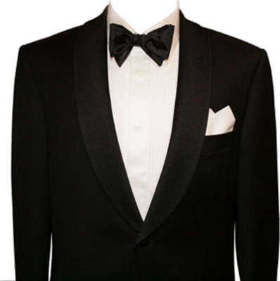 12 Tuxedo Template PSD Images