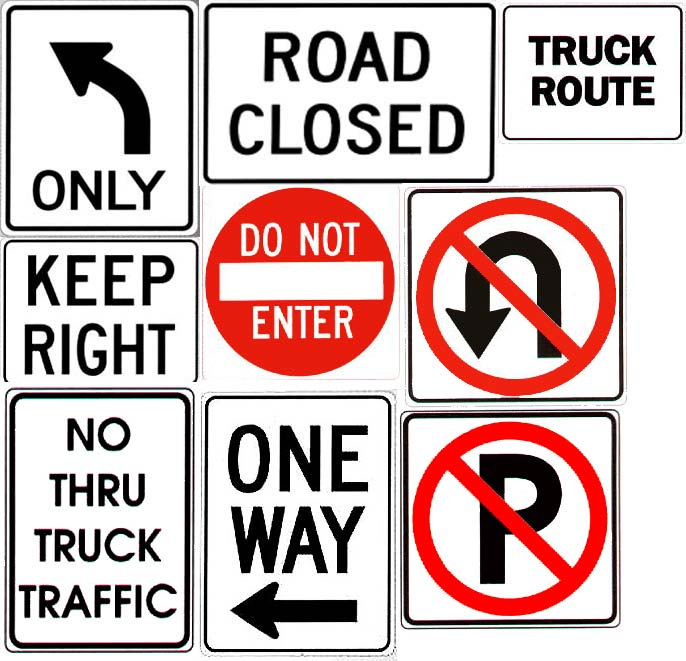What Are Regulatory Signs