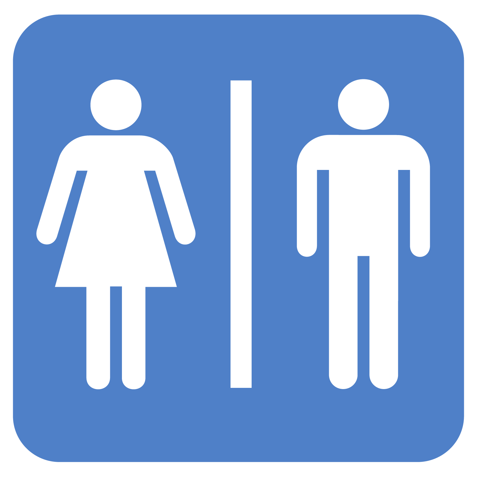 Woman Bathroom Sign