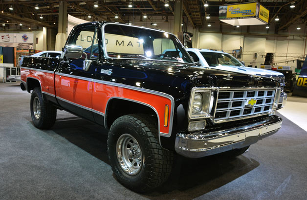 14 1978 Chevy Truck Icon Images