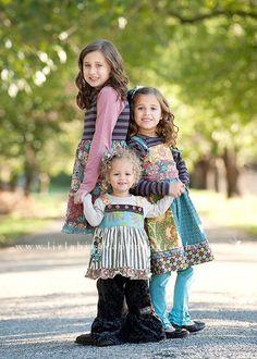 3 Sibling Pose Idea