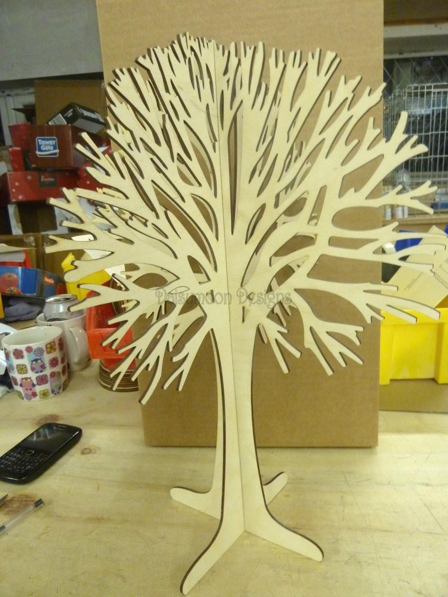 7 3D Tree Design Images